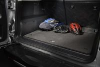 FJ Cruiser Carpet Cargo Mat 2007-2013 Model Charcoal