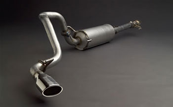 FJ Cruiser TRD Performance Exhaust
